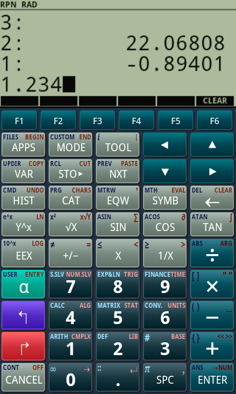 Pg calculator scientific calculator for android.