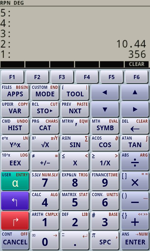 Download best scientific calculator app for android phones.